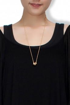 Bronson Cluster Necklace