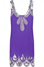 Kikki Purple Dress