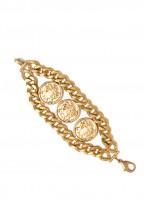 Veruca Crest Coin XL Bracelet