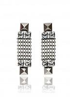 Stud Crystal Earrings