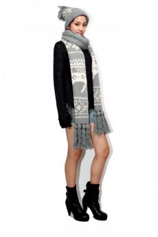 Luliana Knit Scarf